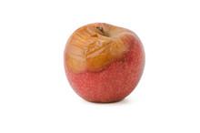 Faulender Apfel