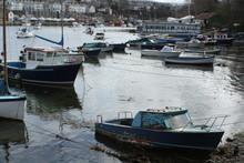 Marina In Caernarfon, North Wa...