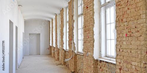 Fotografia Renovierung von Haus