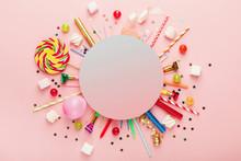Children Birthday Party Background