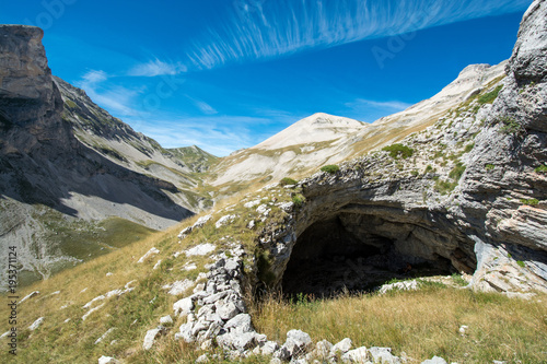 Alpes - Dévoluy - Chourum des adroits Wallpaper Mural
