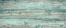 Aged Wooden Background Of Weat...