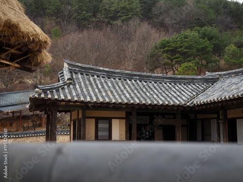 Fotografia  한국의 전통 집, 한옥