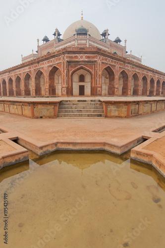 Irrigation system at Humayun Tomb in Delhi India