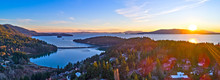 Bellingham Bay Panoramic Lummi...