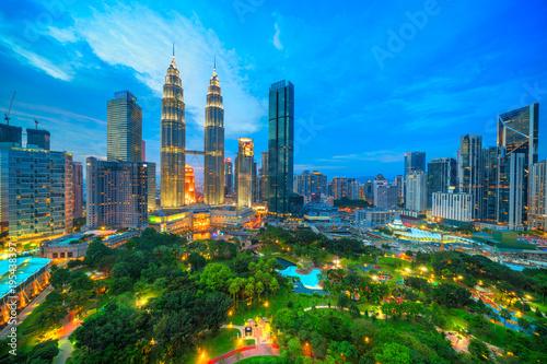 Canvas Prints Kuala Lumpur Kuala Lumpur, Malaysia.