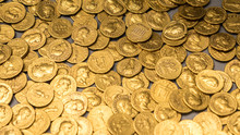 Roman Gold Coins Hoard, Full F...