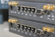 Networking devices WAN, LAN, COM
