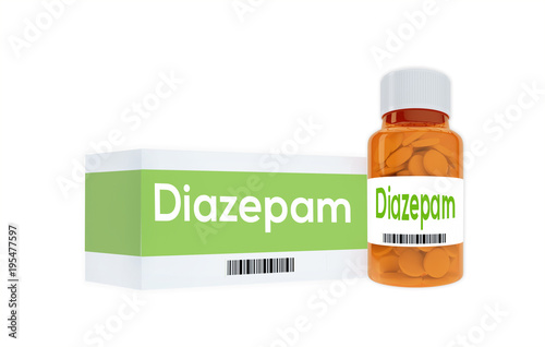 diazepam causing heartburn