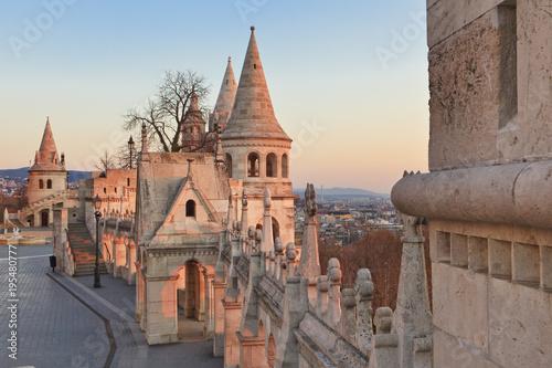 Hungary/Budapest, Fishermen's Bastion