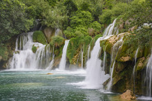 Skradinski Buk, Waterfalls, Kr...