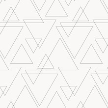 Linear Triangle Vector Pattern...