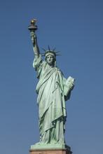 USA/New York City, Statue Of L...