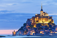 FRA/Normandy, Mont Saint-Michel