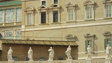 The Apostolic Palace, Vatican