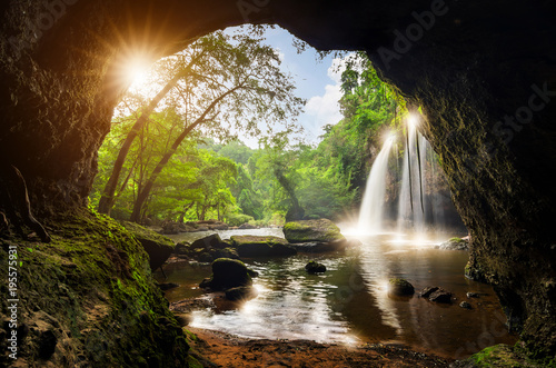 Heo Suwat Waterfall - 195575931