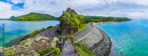 Maconde view point, Baie du Cap, Mauritius island, Africa