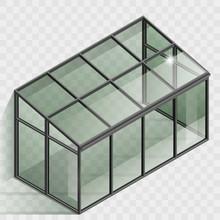 Greenhouse Or Winter Garden. C...