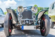 Englischer Roadster Aus Den 19...