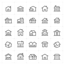 Mini Icon Set – Home Icon Ve...