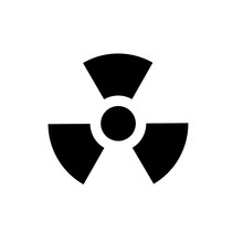 Nuclear Sign. Radioactive Cont...