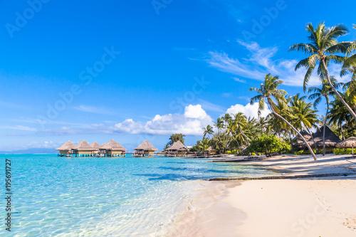 Fotografie, Tablou  Bora Bora Island, French Polynesia.