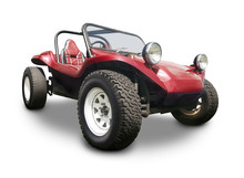 Red Dune Buggy