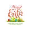 Tellering Template Easter illustration