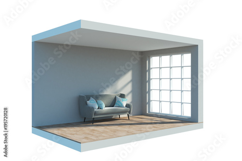 Strange Interior With Sofa Cam Buy This Stock Photo And Explore Gmtry Best Dining Table And Chair Ideas Images Gmtryco