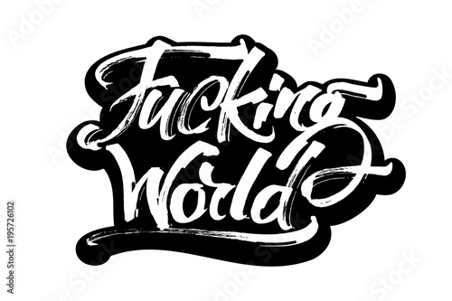 Photo Fucking World
