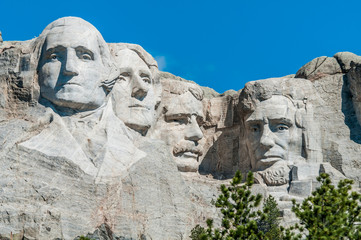 Mount Rushmore Up Close