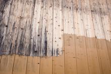 Alt Und Neu Holzmuster