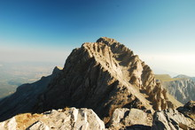 The Mount Olympus, In Central ...