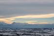 vista paesaggio montagne alpi in piemonte