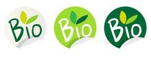 """Sticker """"bio"""""""