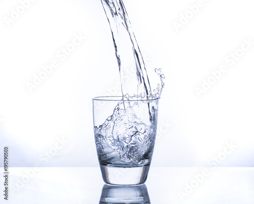 Photo Water pour