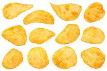 Orange Pepper Potato Chips Collection
