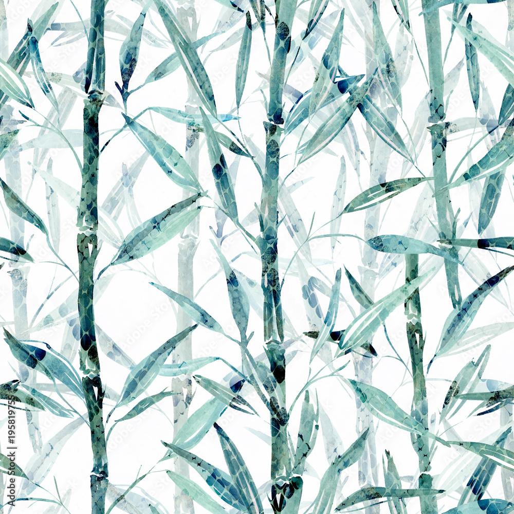 Bambusowe gałęzie