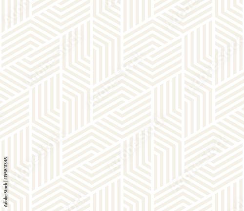 Fotografiet  Vector seamless subtle pattern