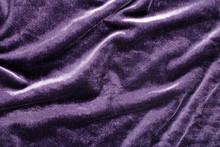Violet Velvet Background.