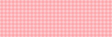 Horizontal Elegant Square Pastel Pink Checked Design For Pattern And Background,vector Illustration