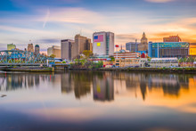 Newark, New Jersey, USA Skyline