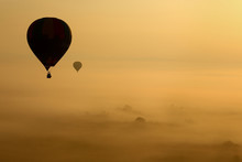 Hot Air Balloons, Atmosphere B...