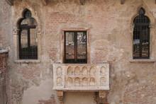 Romantic Juliet's Balcony At V...