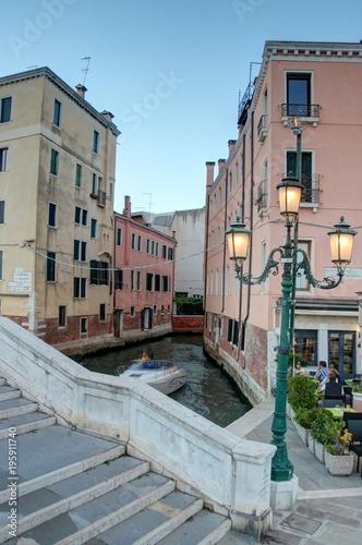 Poster Ligurie Murano et la lagune de Venise