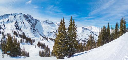Photo Photo Panorama of Alta Utah