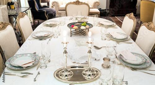 Fotografiet  Passover Seder Plate