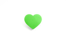 Green Heart. Image Of Nature, ...