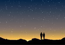 Couple Silhouette Twilight 5
