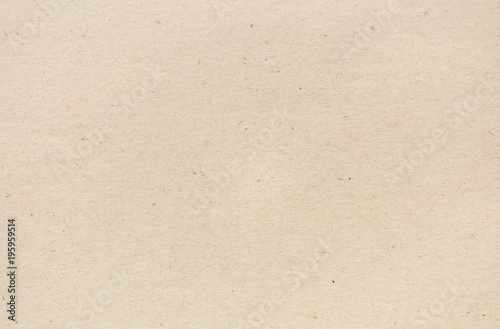 Fotografia Craft paper texture. Grunge background.